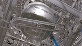 Still image of The XENON1T Dark Matter Experiment in Gran Sasso
